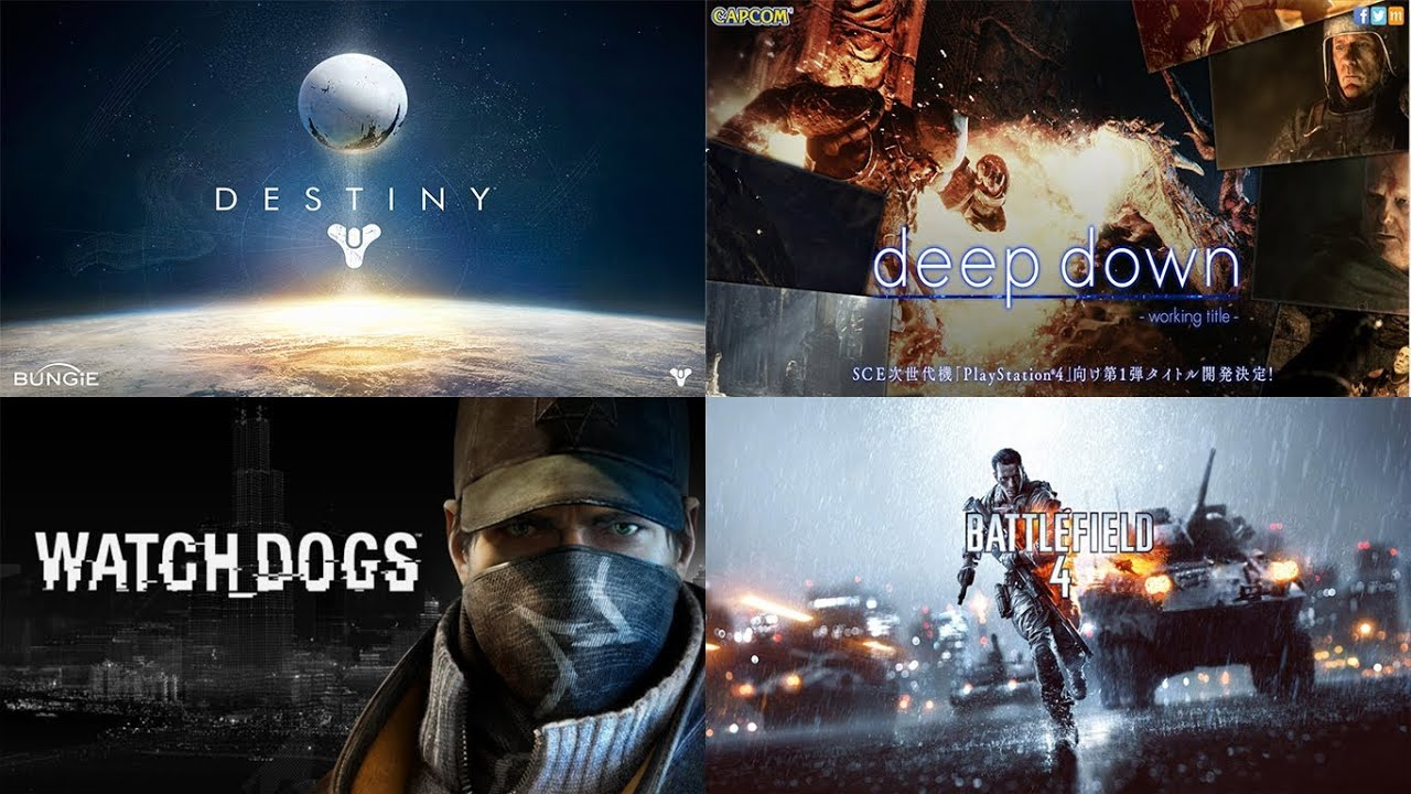 Top 5 Upcoming Most Anticipated Games 2013 2014 Ps3 Xbox