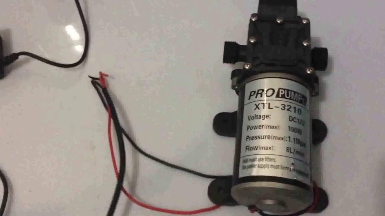 3210yb 12 100 micro diaphragm pump working demo video youtube 3210yb 12 100 micro diaphragm pump working demo video ccuart Gallery