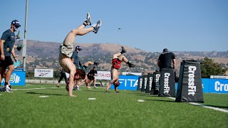 Event 4 - 2020 CrossFit Games