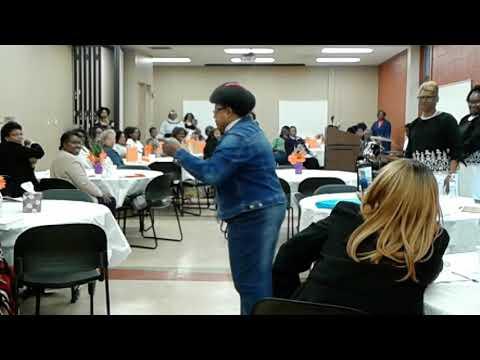 "Apostle  Dorothy Jett ""Godly Women Win - Power Conference"""
