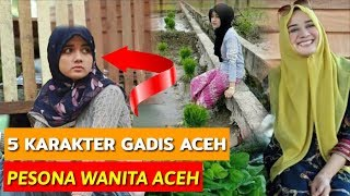 BENARKAH GADIS ACEH SETIA? Berikut 5 Keunikan Sifat Perempuan Aceh