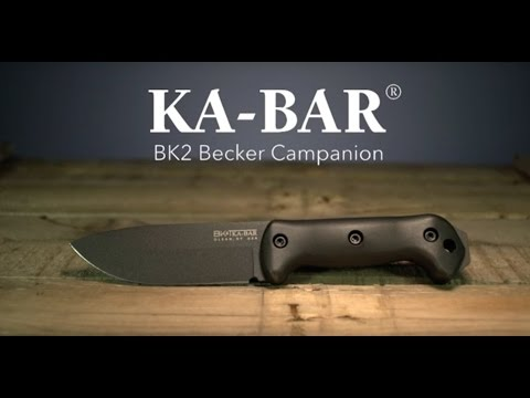 KA-BAR Becker BK2 Campanion