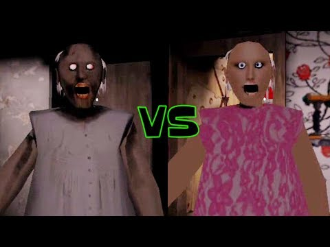 Granny vs Gorgeous Granny