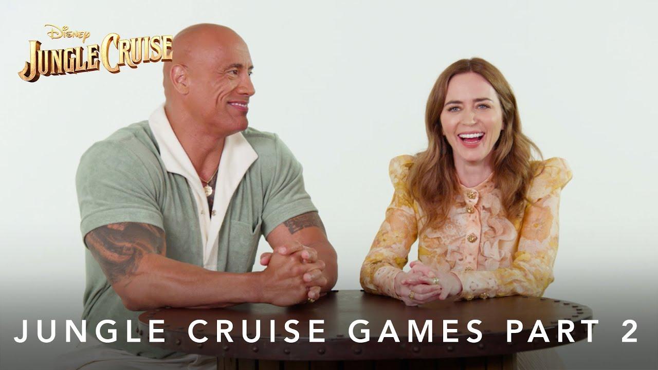 Jungle Cruise Games Part 2   Disney's Jungle Cruise