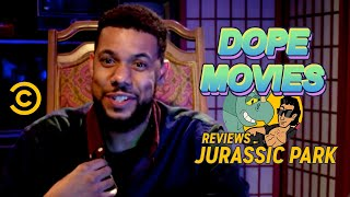"Clayton English Smokes Weed and Recaps ""Jurassic Park"" - Dope Movies"