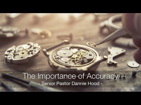 Wednesday 09.29.21 | Senior Pastor Dannie Hood