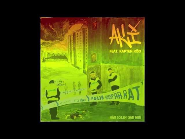 Aki & Kapten Röd - När Solen Går Ner (KAP10 Reggae Remix)