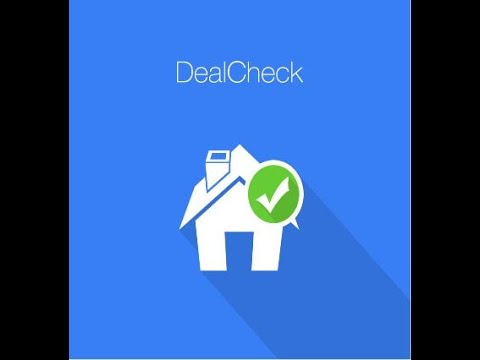 Review of the Deal Check App