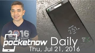 Galaxy Note 7 high-res photos, iOS 10 teases water resistance & more - Pocketnow Daily
