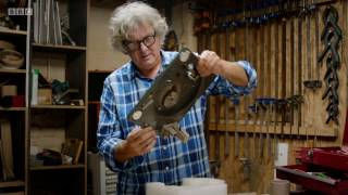 James May The Reassembler S02E04  Portable Record Player Dansette Bermuda