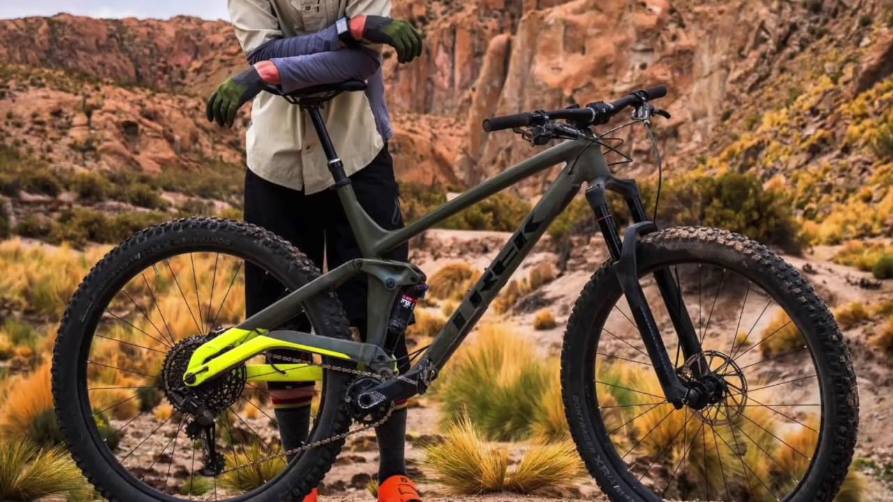 3ec784ebd5f 2019 Trek Full Stache: 29 Plus Full Suspension Trail Bike - YouTube
