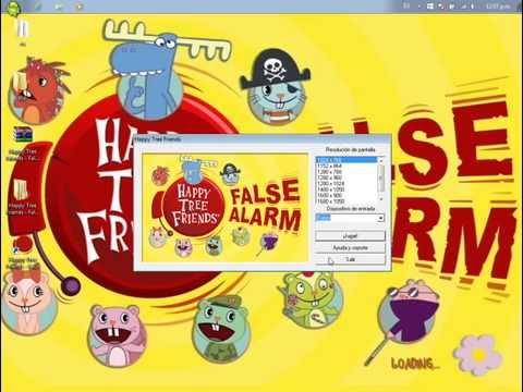 HAPPY TREE FRIENDS FALSE ALARM PC DOWNLOAD PC INTALLATION No Funciona Con Windows 10