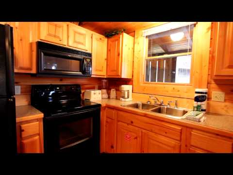 """Cool Like Jazz"" 2 Bedroom Pigeon Forge Cabin Rental With Resort Pool - Cabins USA 2014"
