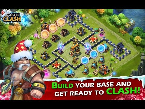 Castle Clash Age Of Legends Android Gameplay
