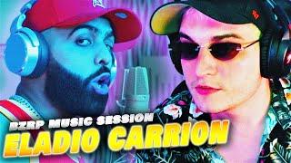 REACCION Eladio Carrión    BZRP Music Sessions #40