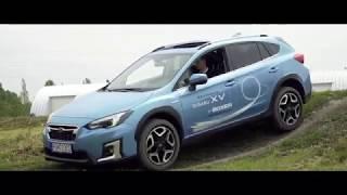 Test Subaru XV e-Boxer startstop.sk
