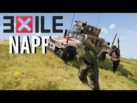 Arma 3 - Exile Mod - NAPF - The Long Game