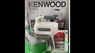 Kenwood Chefette Handmixer HM6…