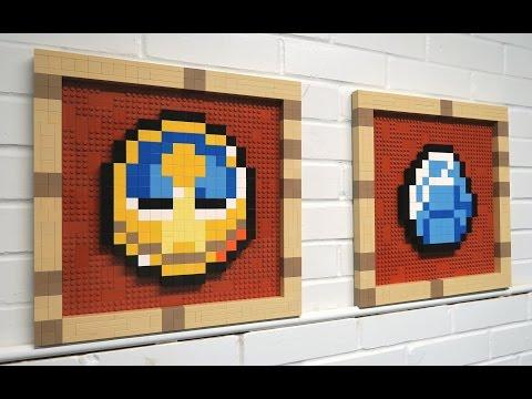 LEGO Item Frame - Minecraft