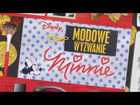 Modowe wyzwanie Minnie | Stylizacje | Disney Channel Polska