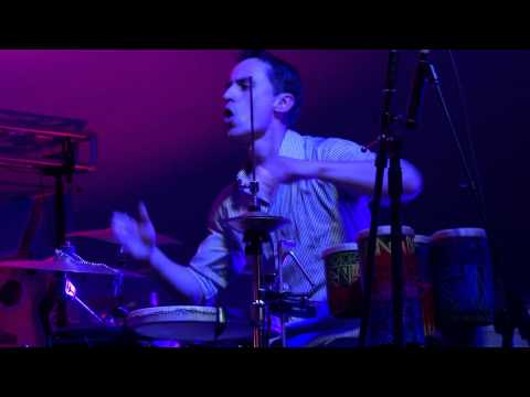 Julian Lage Trio - Body Percussion Solo (by Tupac Mantilla) - LIVE FROM THE CROWN: 2012