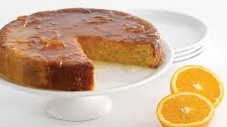 Upside Down Raisin Carrot Cake - How To