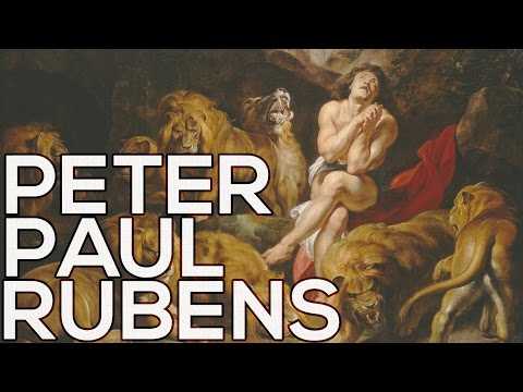 Peter Paul Rubens: A collection of 832 paintings (HD)