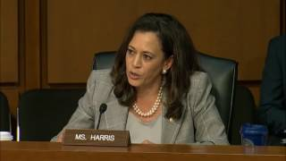 WATCH: Jeff Sessions in a HEATED DEBATE with Kamala Harris on the Trump Russia Senate Intel Hearing Free HD Video