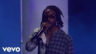 Jazz Cartier - Tempted/Red Alert (Live at the 2017 iHeart Radio MMVAs)