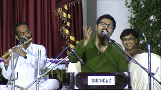 Tomaro Preme- Rabindrasangeet by Sasha Aniruddha Ghoshal @ Kolkata Town Hall 2013