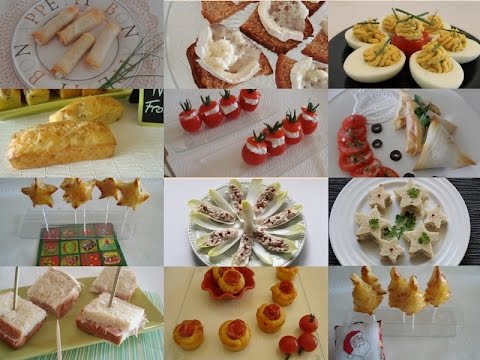 20 recettes pour un aperitif dinatoire le pays des gourmandises
