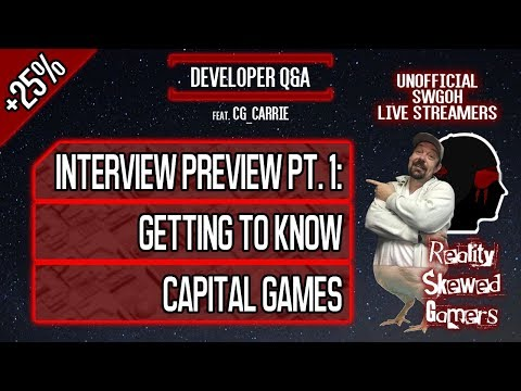 Developer Q&A feat. CG_Carrie Pt. 1 | Star Wars: Galaxy of Heroes