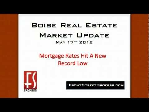 Mortgage Rates Hit A New Record Low