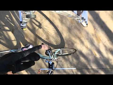 Rolling Kinetic Energy: Cycling
