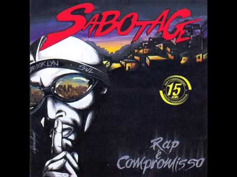 """Sabotage - """"Um Bom Lugar (Instrumental)"""" - Rap é Compromisso - Edição Comemorativa de 15 anos"""