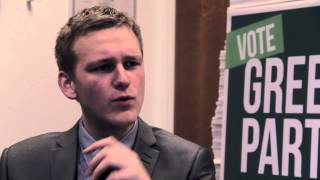 Let it all Outlet: Darren Hall (Green Party)