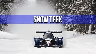 LSX Powered Hypercar: Snow Trek