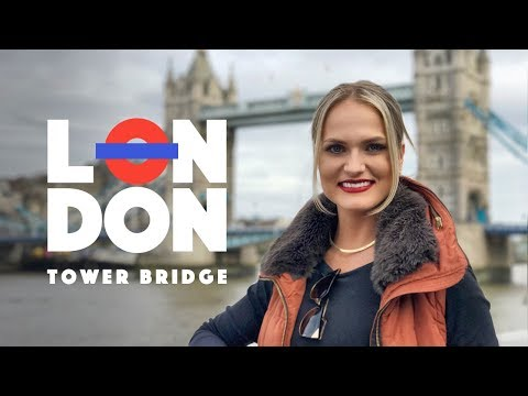 Londres - Tower Bridge   Tower of London   Borough Market - vlog de viagem na Europa