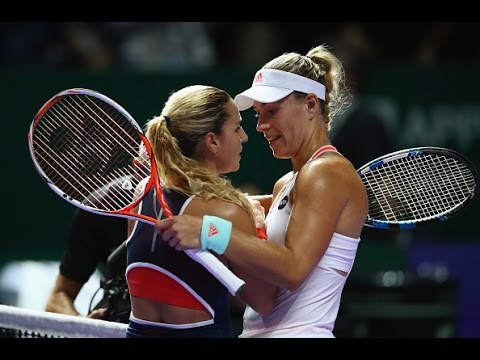 2016 WTA Finals Singapore Day 1 Highlights