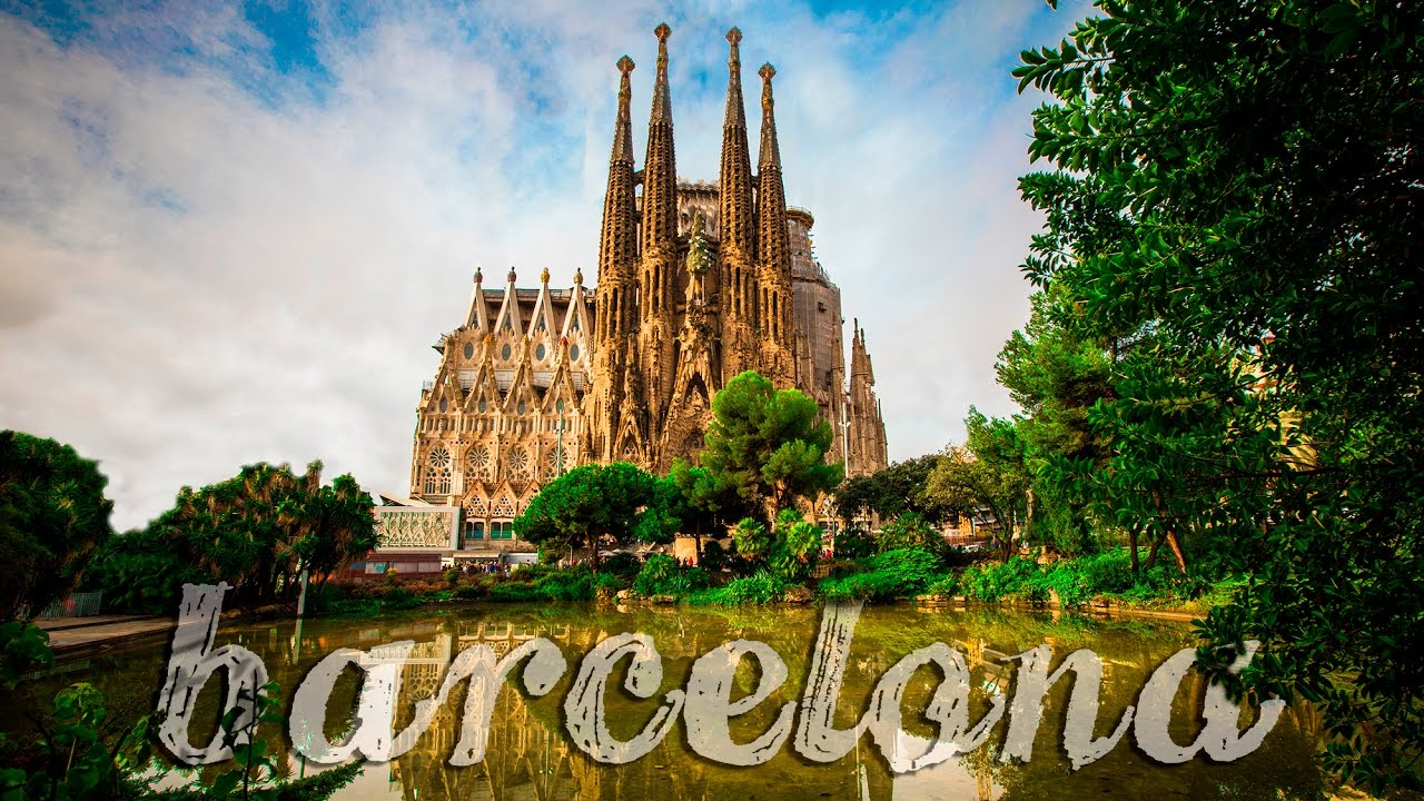Barcelona Spain The City Of Counts In 4k Youtube