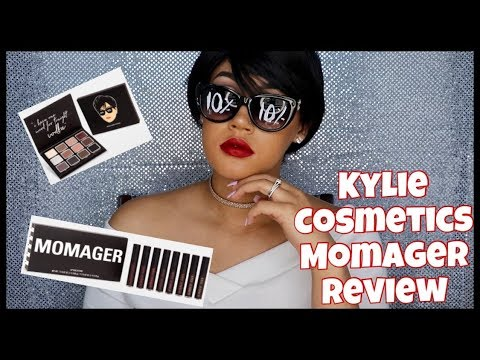 Kylie Cosmetics Momager Review