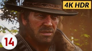 An Honest Mistake. Ep.14 - Red Dead Redemption 2 [4K HDR]