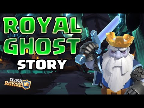 Clash Royale Story | The Final Royal Ghost Origin Story - The Wall Breaker Story Part 3