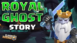 Clash Royale Story   The Final Royal Ghost Origin Story - The Wall Breaker Story Part 3
