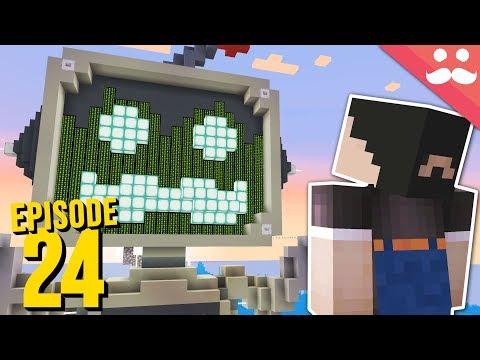 Hermitcraft 7: Episode 24 - GRUMBOT LIVES!