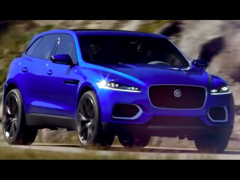 Jaguar F Pace 2016 New Suv First Teaser Commercial Carjam Tv 4k 2017 You