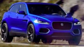 Jaguar F Pace 2016 New Jaguar SUV First Teaser Commercial  CARJAM TV 4K 2015