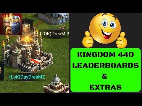 1 BILLION KILLS K440 LEADERBOARDS (CLASH OF KINGS LoK)