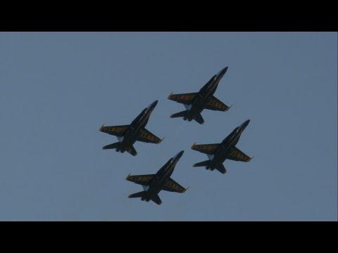 2014 NAS Oceana Airshow - US Navy Blue Angels