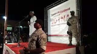 Campagne présidentielle 2019: Meeting de Ousmane Sonko à Kolda avec une grande mobilisation de...